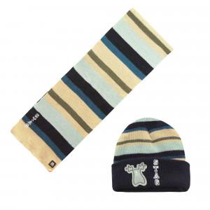 Urban Remi Pack Bonnet + Echarpe  Garcon