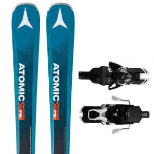 Vantage X 75 Cti Ski + Xt 12 Fixations Homme