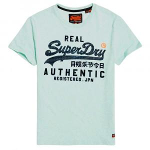 Vintage Authentic Pastel T-Shirt Mc Homme