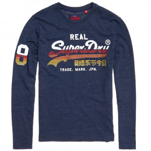 Vintage Logo Cali Horizon L/s T-Shirt Ml Homme