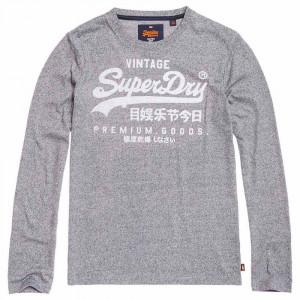 Vpremium Goods L/s T-Shirt Ml Homme