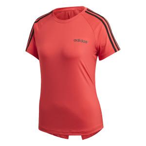 W D2M 3Qs T-Shirt Mc Femme