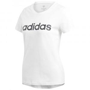 W E Lin Slim T-Shirt Mc Femme