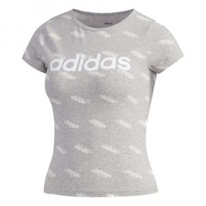 W Fav T T-Shirt Mc Femme