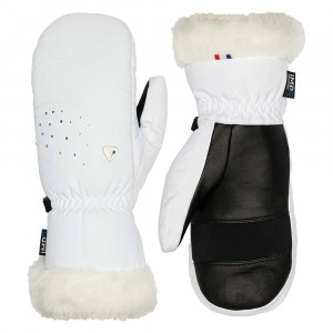 W Meije Impr Moufles Ski Femme