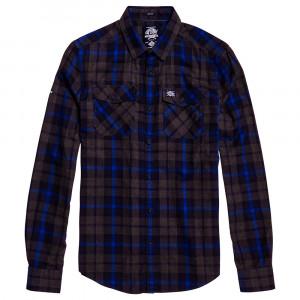 Washbasket S/s Shirt Chemise Ml Homme