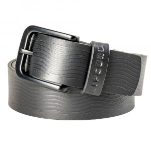 Waves Leather Ceinture Homme