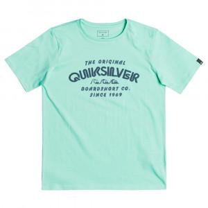 Wilder Mile T-Shirt Mc Garçon