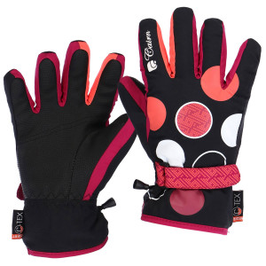 Wizar Ctex Gants Ski Junior Fille