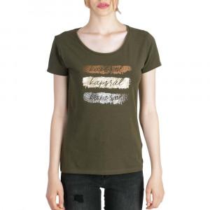 Xail T-Shirt Mc Femme