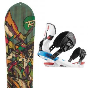 Xv Magtek Snowboard + Xv M/l Fixations Homme