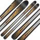 Ikonic 85 Ski Homme + Ti Mxc 12 Tcx Fixation