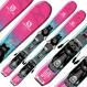 Qst Lux Xs Ski + Ezy5 J Fixations Bébé Fille