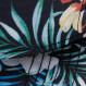 Floral Casquette Homme