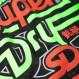 Acid Graphics T-Shirt Mc Homme