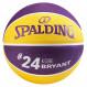 Nba Player Kobe Brayant Ballon Basket Enfant