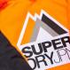 Retro Sports Slalom Puffer Bouson De Ski Homme