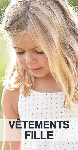 Tous les vêtements pour fille
