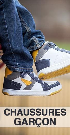 Toutes les chaussures garçon destockées