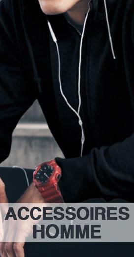 Accessoires pour homme