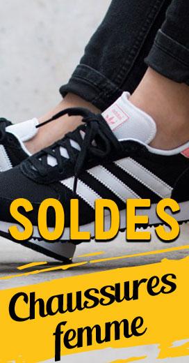 Soldes chaussures pour femme