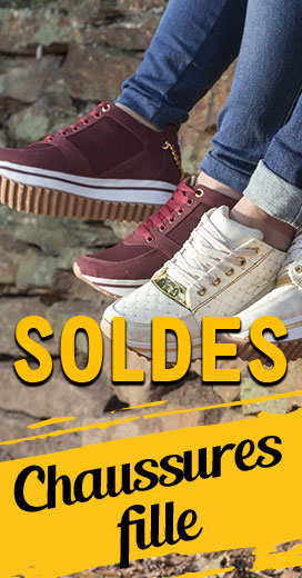 Soldes chaussures pour filles