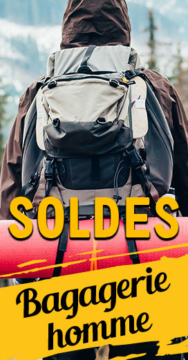 Soldes bagagerie pour homme