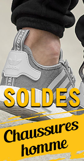Soldes chaussures pour hommes